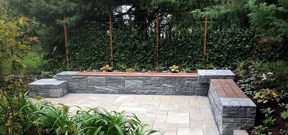 gartenweg terrasse aus klinker mov youtube weg aus ortbeton im bambushain gartenwege gestalten. Black Bedroom Furniture Sets. Home Design Ideas