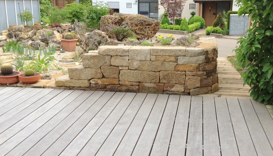 Perfekt Steingarten Mit Granit #65: Grünimpuls